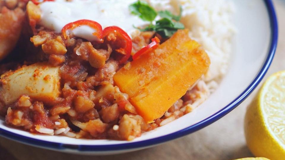 moroccan stew