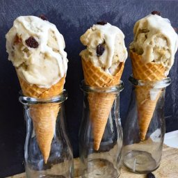 rum n raisin ice cream