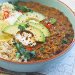 Curry dhal